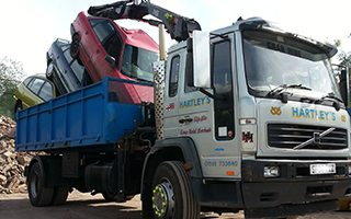 Scrap Car Collection in Stoke on Trent