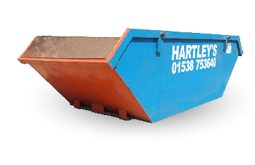 10 tonne large skip hire