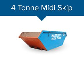 midi-skip-hire-4-ton-Stoke-on-Trent-Staffordshire