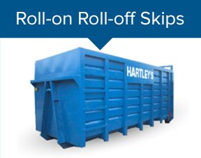 roll on roll off skip hire stoke on trent