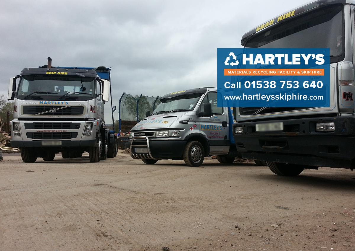 Clayton Skip Hire Skip Hire Stoke On Trent Hartleys